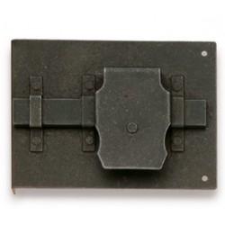 Serratura Per Mobili Applicare Entrata 35mm Destra