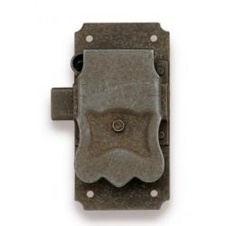 Serratura Per Mobili Applicare Entrata 25mm Ds-sx