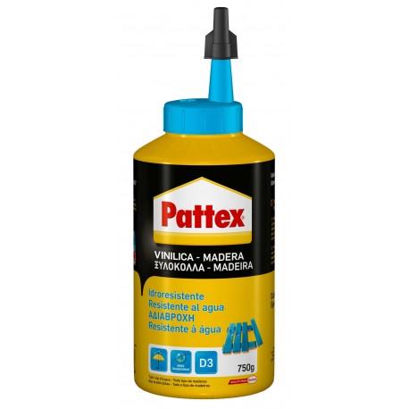 COLLA PATTEX D3 IDRORESISTENTE 750GR