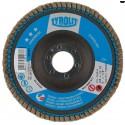 Disco Lamellare Diametro 115 Gr40 Premium