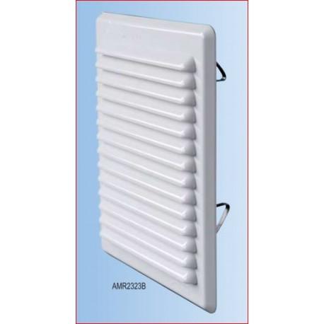 GRIAGLIA AREAZIONE PLASTICA 227X227 CON MOLLE