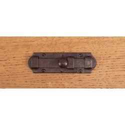 Catenaccio Traversale Ferro 150x45mm