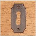 Bocchetta Forgiata Foro Patent Grande