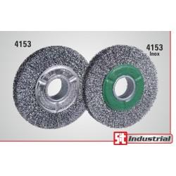 Spazzola Circolare Diametro 150mm Ottone