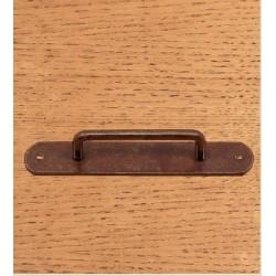 Maniglietta Ferro 30x180