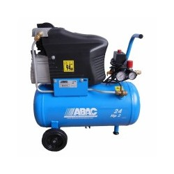 Compressore Abac Hp2 Lt24 Pole Position