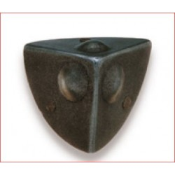 Coprispigolo Per Bauli 55x55mm Ferro Vecchio