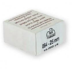 Spilli Senza Testa 25mm Pz 10000 Spessore 06mm