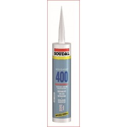 Cartuccia Silicone Bianco Soudasil400 310ml
