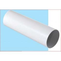 Tubo Aspirazione Diametro 100mm Mt1 Plastica
