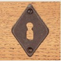 Bocchetta Ferro Rombo Foro Patent