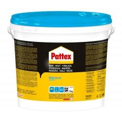 Colla Pattex Vinil Idroresistente D3 Kg5