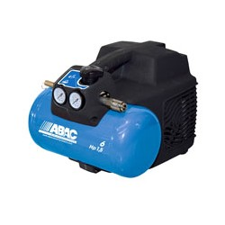 COMPRESSORE 6LT HP1,5 ABAC START 015 OILESS