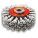 Spazzola Circolare Nylon Abrasivo D140mm Gr46