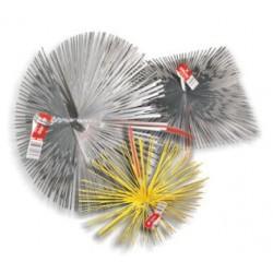 Scovolo Nylon Per Camino Diametro 250mm