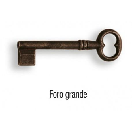 CHIAVE MOBILI FORO GRANDE FERRO VECCHIO 80MM