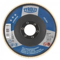 Disco Lucidatura Per Smerigliatrice 115mm