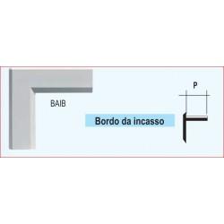 Bordo Angolo Incasso Per Griglia Modulare 100mm