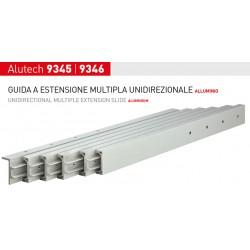 Guida In Alluminio Per Tavoli E Penisole Cm30